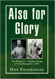 Also For Glory - Don Ernsberger