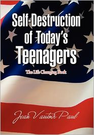 Self-Destruction Of Today's Teenagers
