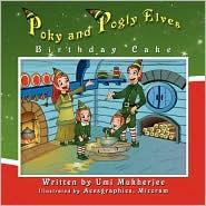 Poky and Pogly Elves Birthday Cake - Umi Mukherjee