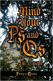 Mind Your Ps And Qs - G. L. Giles