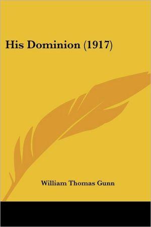 His Dominion (1917)