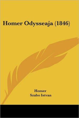 Homer Odysseaja (1846)