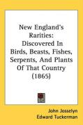 New England's Rarities: Discovered in Birds, Beasts, Fishes, Serpents, and Plants of That Country (1865)