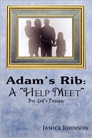 Adam's Rib: A Help Meet by God's Design