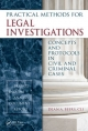 Practical Methods for Legal Investigations - CLI Dean A. Beers