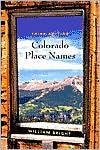 Colorado Place Names