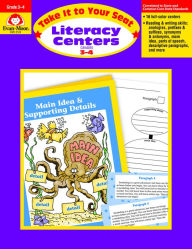 Take It to Your Seat Literacy Centers, Grade 3-4 - Evan-Moor Educational Publishers
