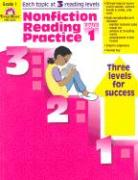 Nonfiction Reading Practice Grade 1