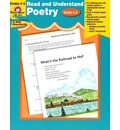Read & Understand Poetry, Grades 4-5 - Evan-Moor Educational Publishers