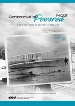 Centennial of Powered Flight: A Retrospective of Aerospace Research - G. Faeth, University Of Michigan