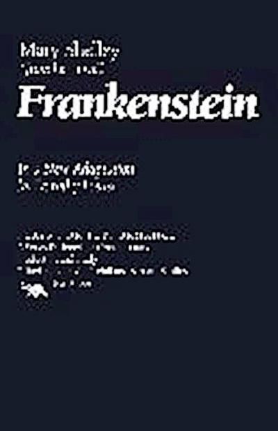 Frankenstein (Plays for Performance) - Mary WollstonecraftLouise Shelly