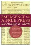 Emergence of a Free Press