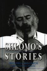 Shlomo's Stories - Shlomo Carlebach, Susan Yael Mesinai