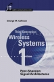 Third Generation Wireless Systems, Volume I - George Calhoun