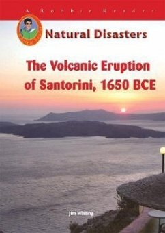 VOLCANIC ERUPTION ON SANTORINI - Whiting, Jim