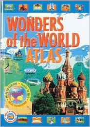 Wonders of the World Atlas - Two-Can Editors
