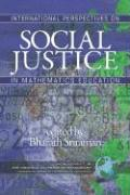 International Perspectives on Social Justice in Mathematics Education (PB)
