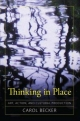 Thinking in Place - Carol Becker