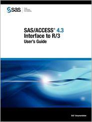 Sas/Access 4.3 Interface To R/3 - Sas Publishing
