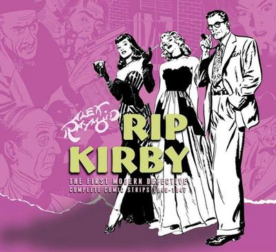 Rip Kirby Volume 3 - Alex Raymond