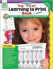 The First Learning to Print Book - Sherrill B. Flora