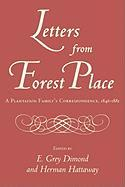 Letters from Forest Place