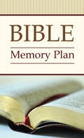 Bible Memory Plan - Compiled by Barbour Staff