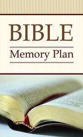 Bible Memory Plan: 52 Verses You Should -and CAN-Know - Compiled by Barbour Staff (Compiler)