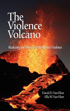 The Violence Volcano - Van Fleet, David D. Van Fleet, Ella W.