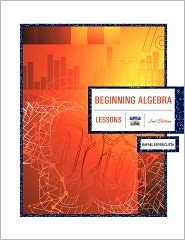 Beginning Algebra 2nd Edition - Rafael Espericueta