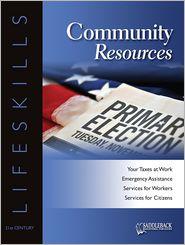 Community Resources- 21st Century Lifeskills - Joanne Suter