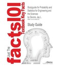 Studyguide for Probability and Statistics for Engineering and the Sciences by DeVore, Jay L., ISBN 9780495382171 - Cram101 Textbook Reviews