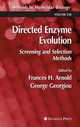 Directed Enzyme Evolution - Frances H. Arnold; George Georgiou