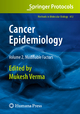 Cancer Epidemiology - Mukesh Verma