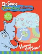 Dr Seuss Sticker Story Collection