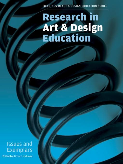 Research in Art and Design Education als eBook von - Intellect