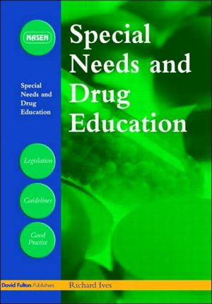 Special Needs and Drug Education