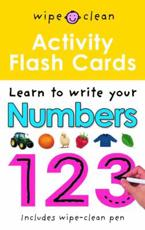 Activity Flash Cards 123 - Roger Priddy