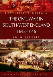 Civil War in the South-West - John Barratt