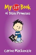 My First Book of Bible Promises - Carine Mackenzie, Diane Mathes