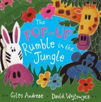 The Rumble in the Jungle: Pop-up Book
