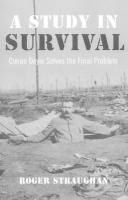 A Study in Survival: Conan Doyle Solves the Final Problem