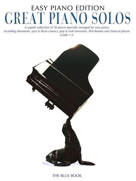 Great Piano Solos - The blue Book
