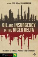 Oil and Insurgency in the Niger del