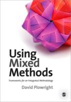 Using Mixed Methods