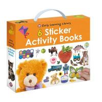 Early Learning Library (baby Animals, Dinosaurs, Farm, Sea L