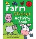 Farm Sticker Activity Book - Roger Priddy