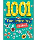 1001 Stickers - Duck Egg Blue