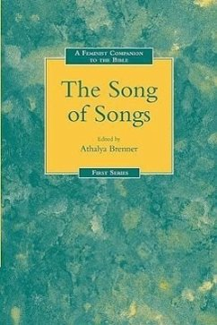 A Feminist Companion to the Song of Songs - Herausgeber: Brenner, Athalya