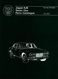 Jaguar XJ6 Series One Parts Catalogue - Brooklands Books Brooklands Books Ltd